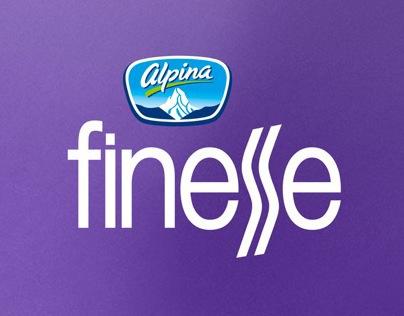 Campaña Institucional Finesse de Alpina 2015