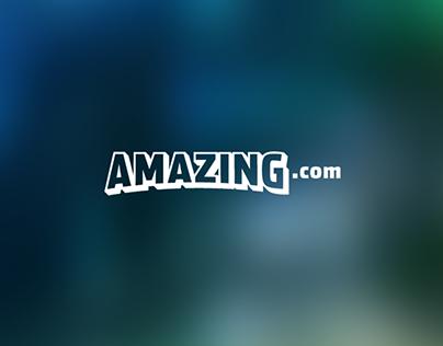 Amazing.com Web Design Collection