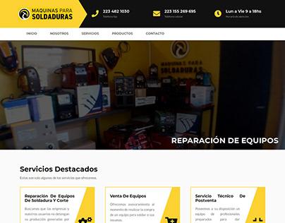 Engineering & Industrial Websites