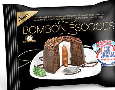 Ice Cream I Bombón Escocés