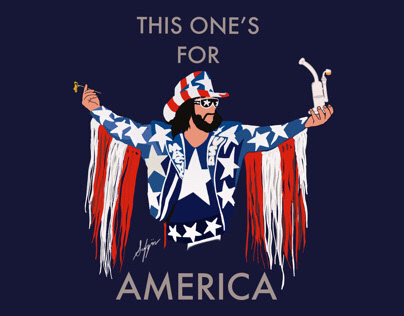 Macho Dabs for America