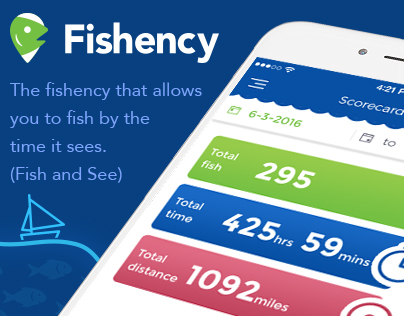 Track your fishing activity like a pro - Fishency