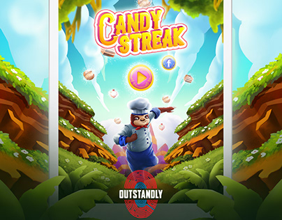 Candy Streak game