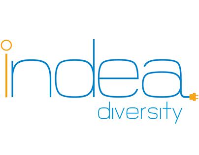 Logotipo y Presentación Indea Diversity