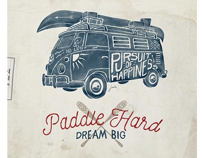 Combi + Paddle Hard