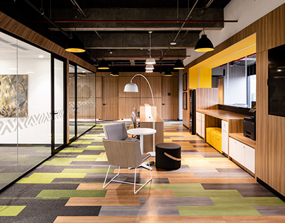 AMARILO OFFICES-INTERIOR DESIGN