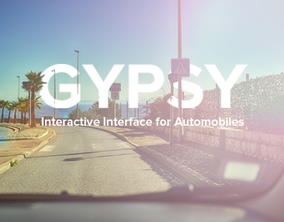 GYPSY - Interactive Interface for Cars