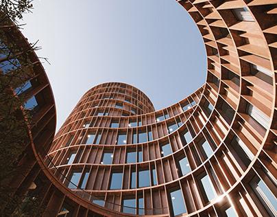 Axel Towers, Denmark