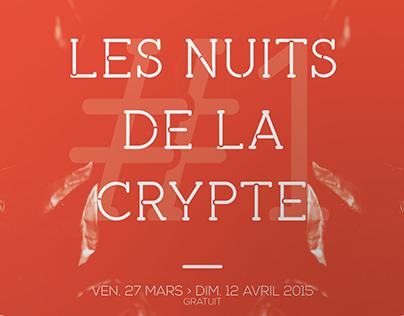 Les nuits la crypte #1