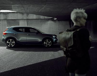 Volvo XC40 City