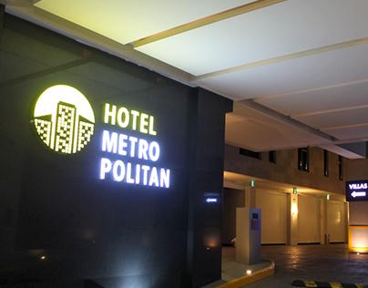 Hotel Metropolitan CDMX