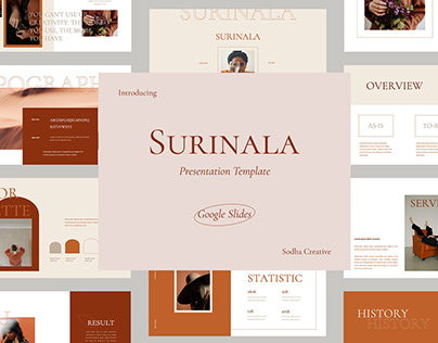 Surinala Presentation Template