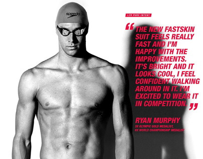 Speedo Fastskin | Retouch and Performance Color