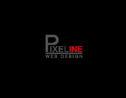 PixeLine Web Design - Company Stationery