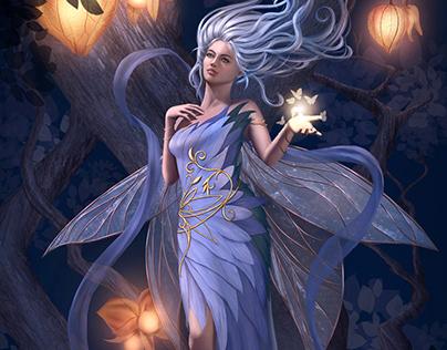 Fairy Art Commission