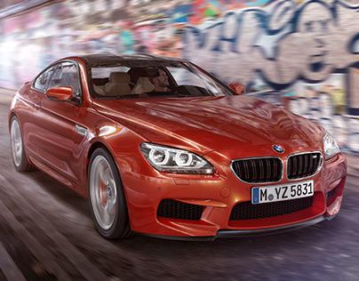 BMW M6 CGI