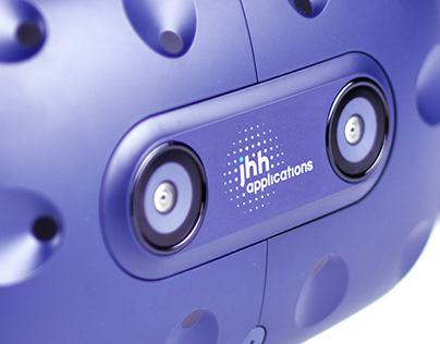 Design de marque • JHH applications