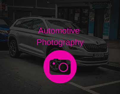 Social Media Photography - Automotive