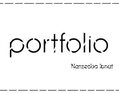 Portfolio of Nanzeeba Ibnat 2020