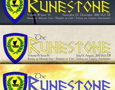 Runestone Magazine Design | 2016-2018
