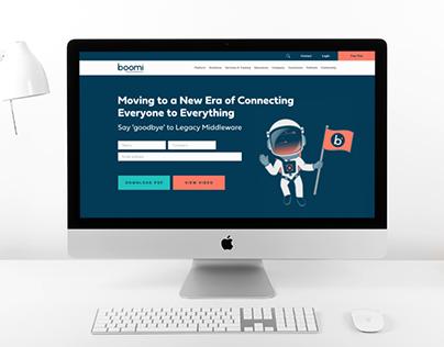 boomi 'Legacy Middleware' Campaign