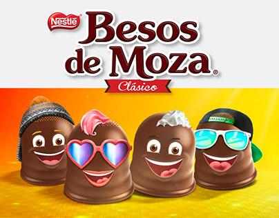 Besos de Moza (Nestle)