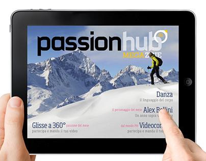PassionHub | MOTION GRAPHIC