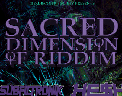 Sacred Dimension of Riddim