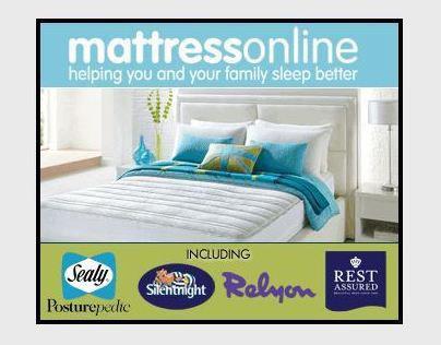 Ad Banners - Mattress Online