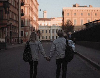 Маша и Юра
