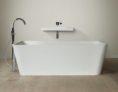 Bento Freestanding Bath