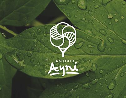Instituto Ambiental (Identidade visual)