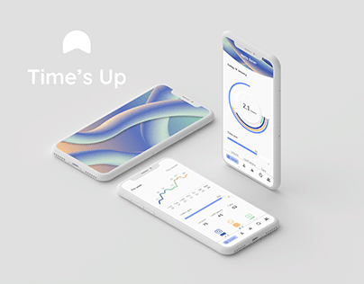 TIME'S UP - UX/UI