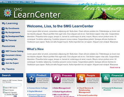 SMG LearnCenter