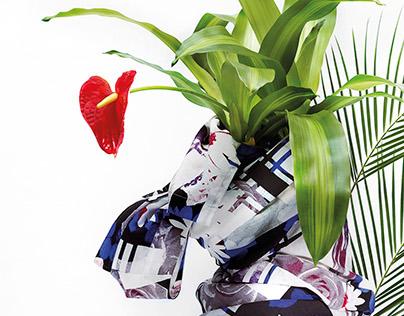 Yohji Yamamoto pour Under The Influence Magazine