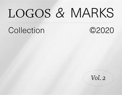 Logos & Marks Vol. 2