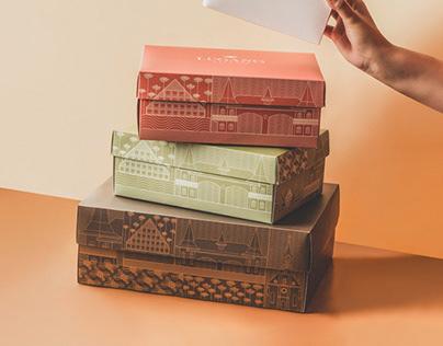 Chocolate Lugano | Embalagens Presenteáveis