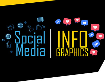 """ Social Media - Infographic "" Project For Carsoug"