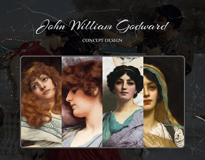 John William Godward | Educational website