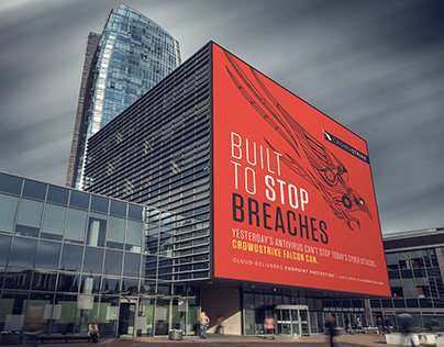 Campaign Concept 02 - Built to Stop Breaches