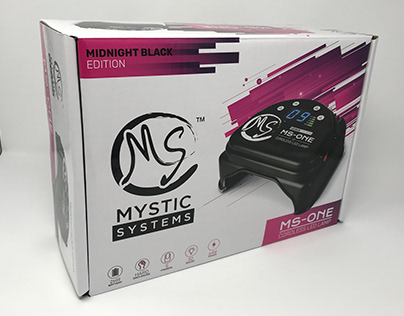 Mystic Systems LED Lamp