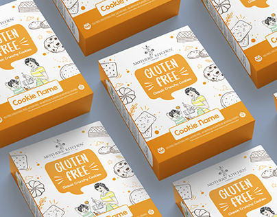 Cookie Box Illustrated packaging