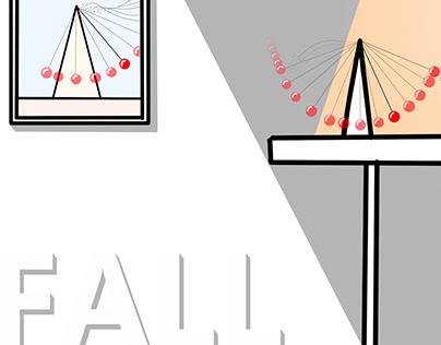 Falling-Animation