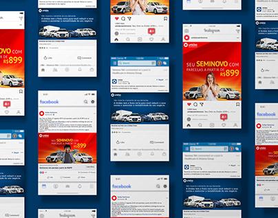 Campanha P/ Unidas Aluguel de Carros (Desafio)
