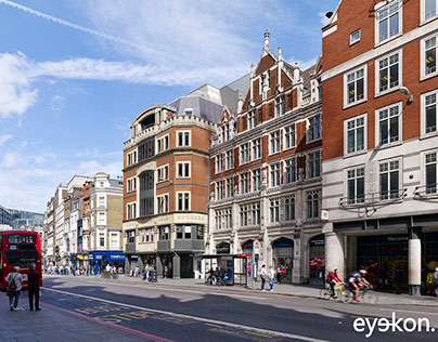 London Liverpool Street - Exterior CGI
