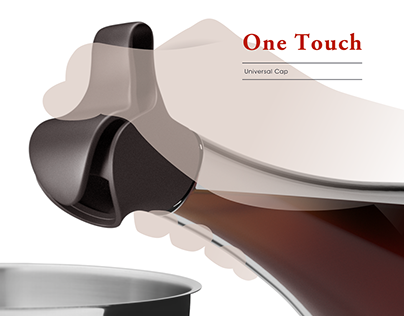One-Touch Cap