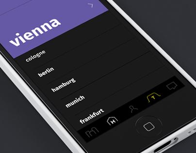 meandallhotels 2.0 — iOS App