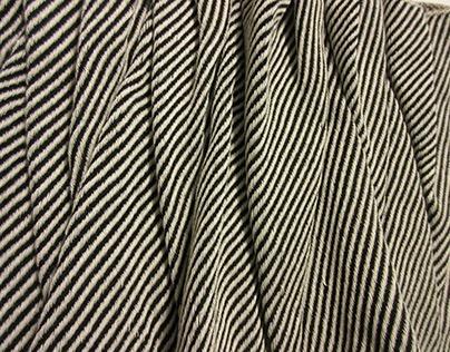 Weaving: Pleats