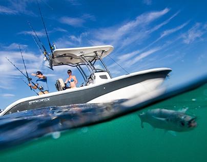 Photography for Sea Fox Boat Company