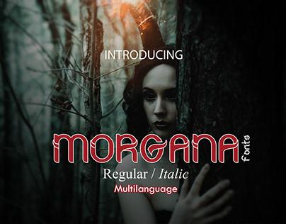 Font Morgana